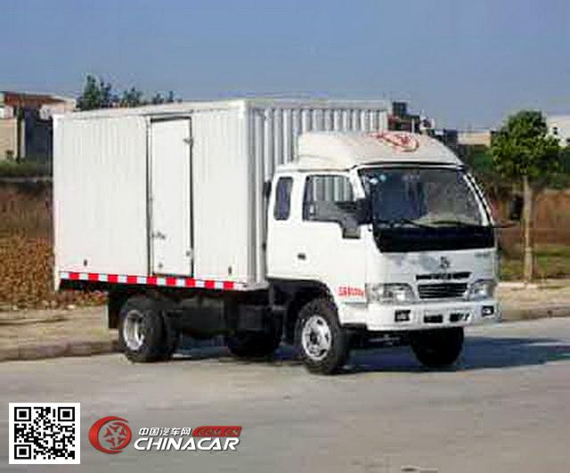 eq5030xxyg73d3ac东风厢式运输车价格