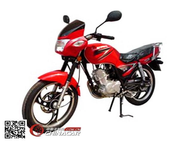 建设js125-28b型两轮摩托车