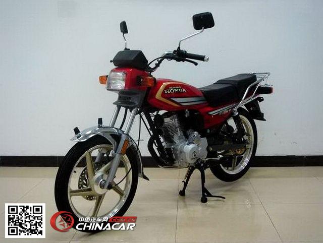 五羊-本田wy125-p型两轮摩托车