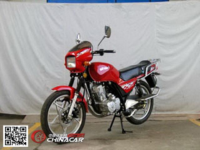 新世纪xsj125-8b型两轮摩托车