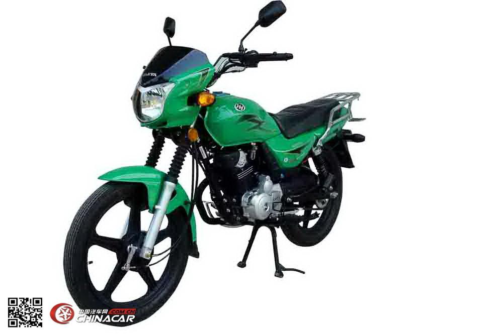 三雅sy125-21型两轮摩托车