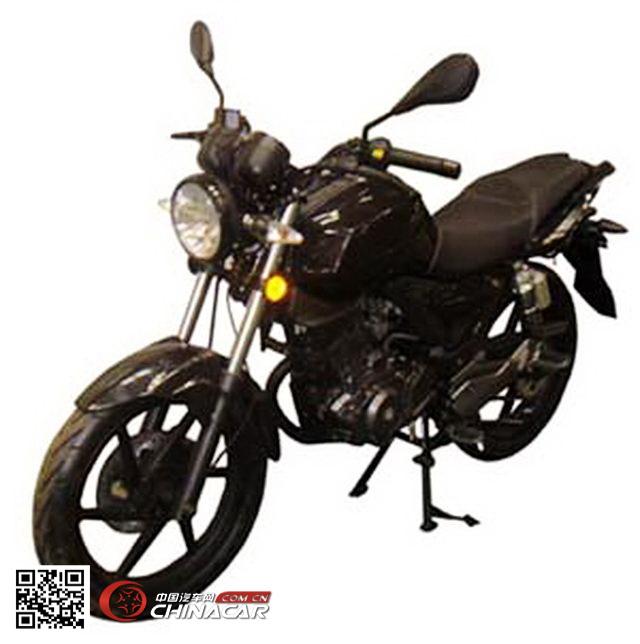 钱江牌qj125-26a型两轮摩托车图片