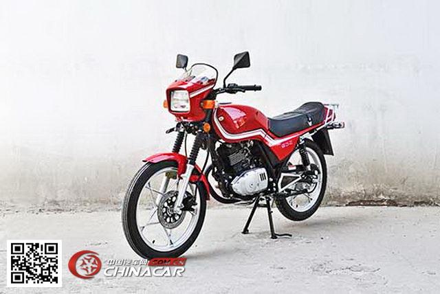 gs125-22光速两轮摩托车公告参数