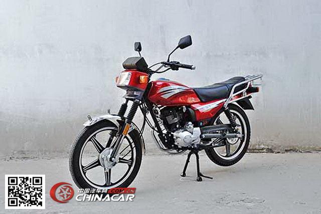三鑫sx125-20型两轮摩托车