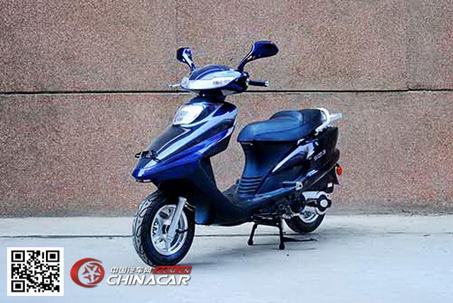 三鑫sx125t-20型两轮摩托车