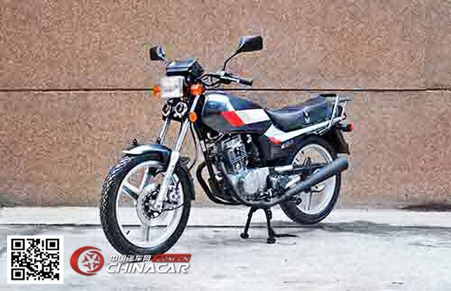木兰牌ml125-31型两轮摩托车图片