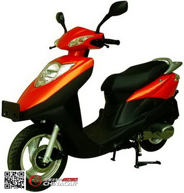 dy125t-11大运两轮摩托车公告参数