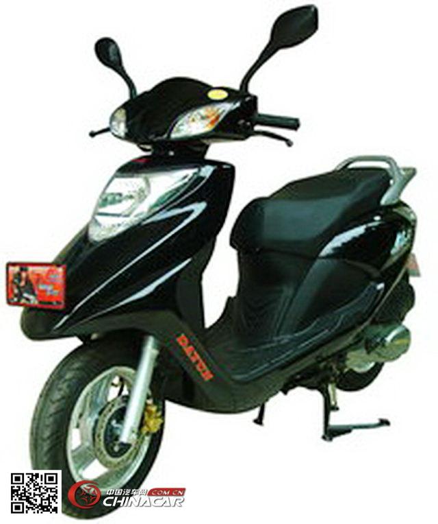 大运dy125t-12型两轮摩托车