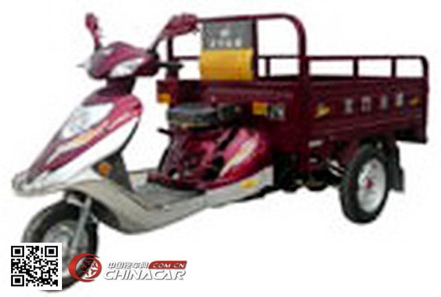 lj110zh-5洛嘉牌正三轮摩托车图片|中国汽车网