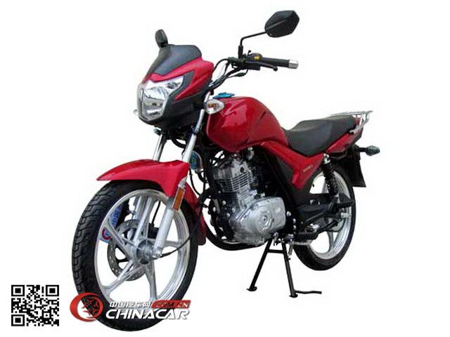 豪爵hj125k-5型两轮摩托车