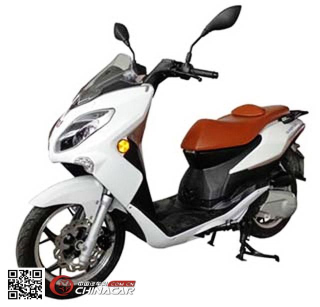 钱江qj125t-23型两轮摩托车