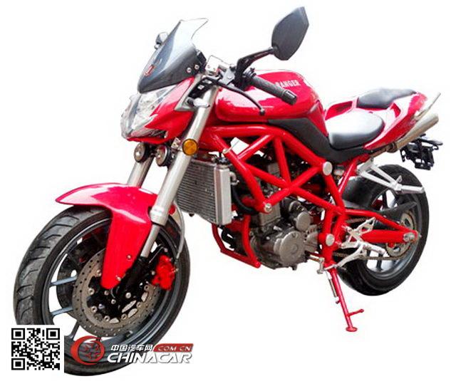 望江wj300型两轮摩托车