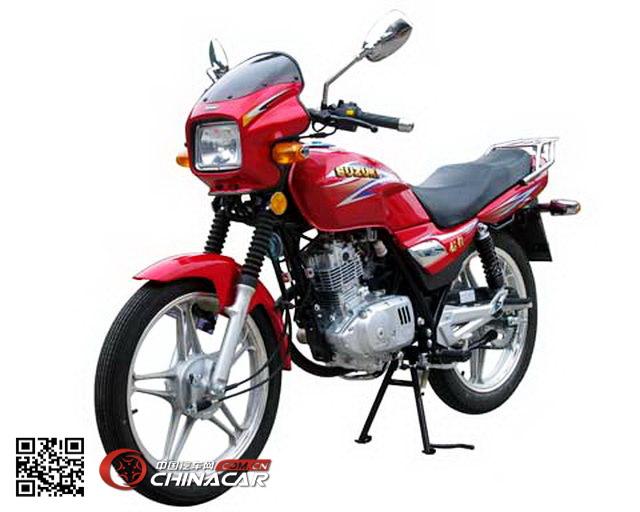 hj125k-a铃木牌两轮摩托车图片|中国汽车网
