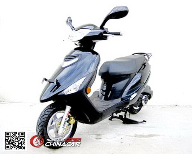 铃木(suzuki)ua125t-a型两轮摩托车