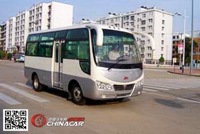 楚风牌HQG6570EA3型轻型客车图片1