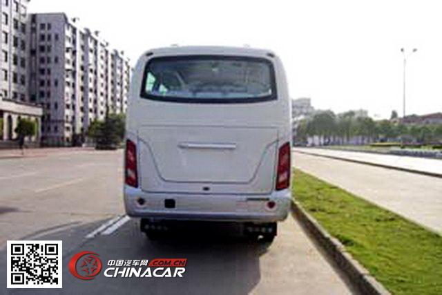 楚风牌HQG6570EA3型轻型客车图片2