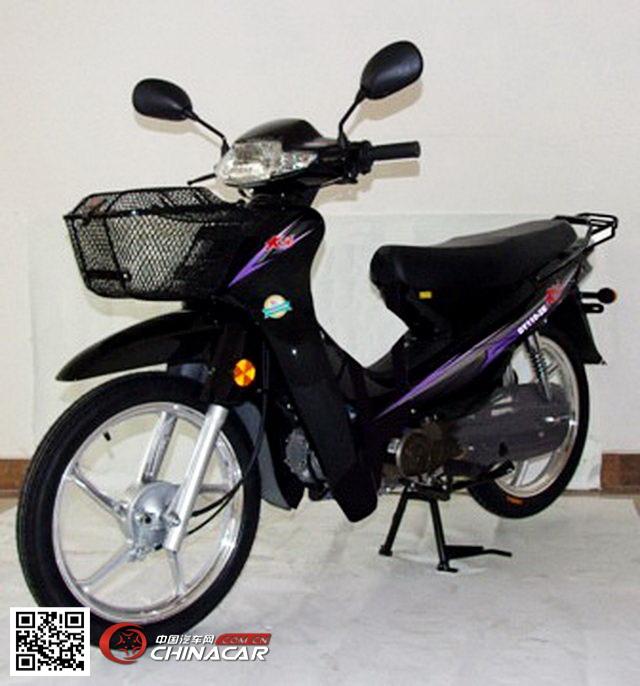 大阳dy110-2e型两轮摩托车