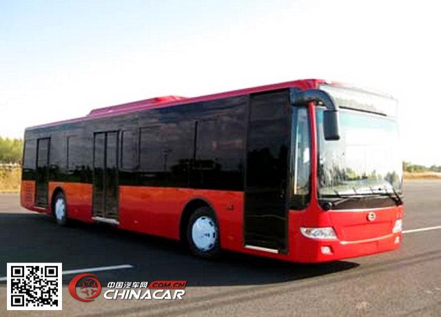 金华奥牌CCA6120G型城市客车图片1