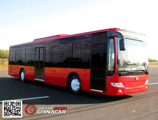 金华奥牌CCA6120G型城市客车图片2
