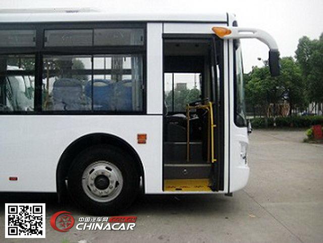 申沃牌swb6107mg4型城市客车图片