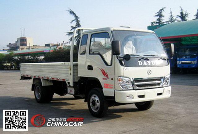 大运牌cgc3030pb33e3型自卸汽车图片