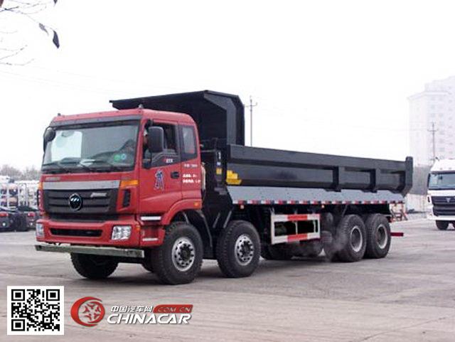 欧曼牌bj3313dmpkj-xc型自卸车图片