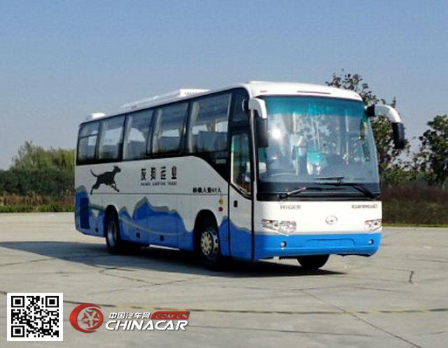 海格牌klq6109taev1型纯电动客车图片2