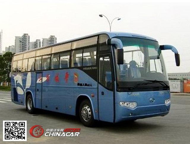 海格牌klq6109taev1型纯电动客车图片