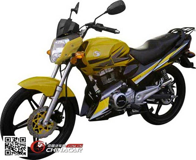 豪剑hj125-b型两轮摩托车