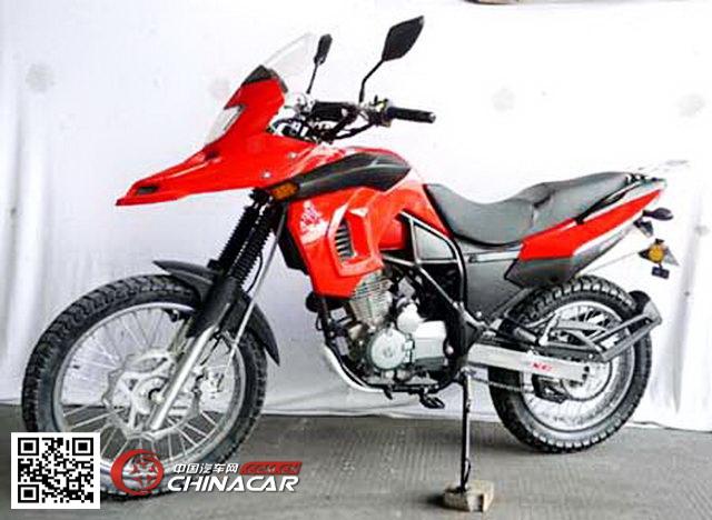 速卡迪牌SK250GY-12型两轮摩托车图片