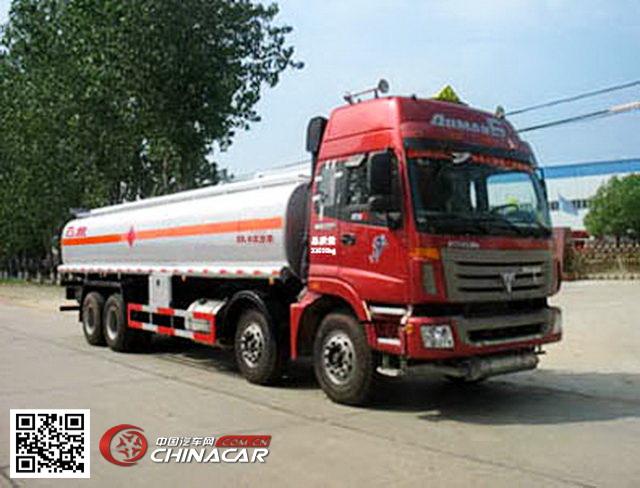 CSC5311GHYB型楚胜牌化工液体运输车图片1
