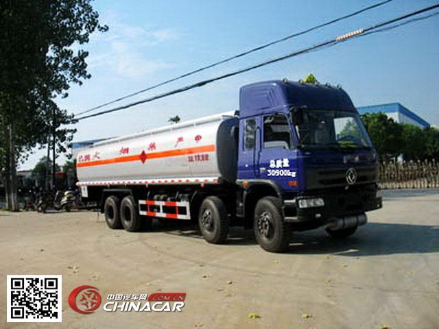 CSC5311GHY型楚胜牌化工液体运输车图片1