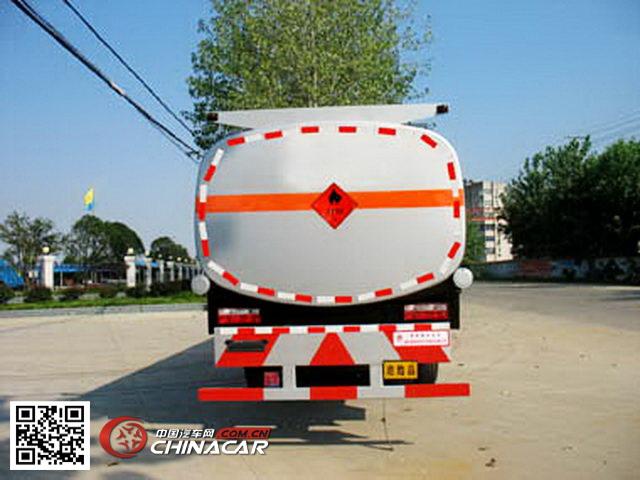 CSC5311GHY型楚胜牌化工液体运输车图片2