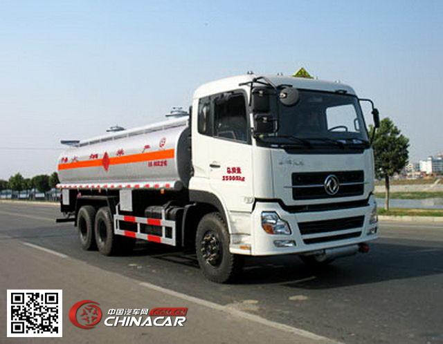 CSC5251GHYD8型楚胜牌化工液体运输车图片1