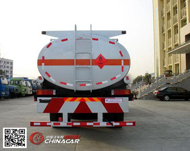 CSC5251GHYD8型楚胜牌化工液体运输车图片3