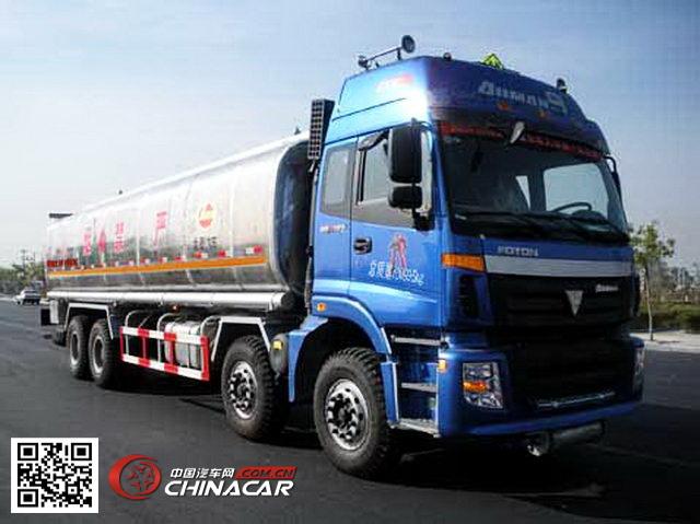 PJQ5310GHYLOM型金碧牌化工液体运输车图片1