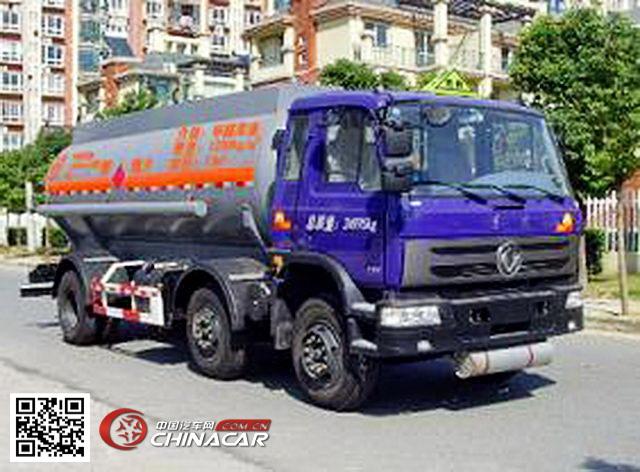 XH5256GHYA型培新牌化工液体运输车图片1