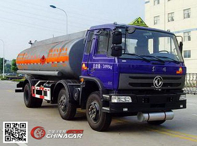 XH5256GHYA型培新牌化工液体运输车图片2