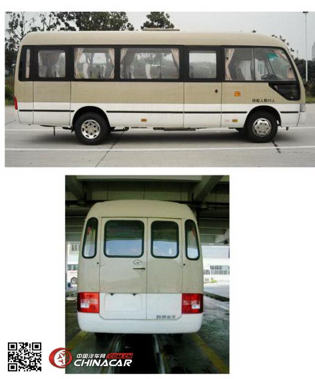 海格牌汽车图片|海格牌客车图片系列|klq6702e4型海格牌客车产品简介