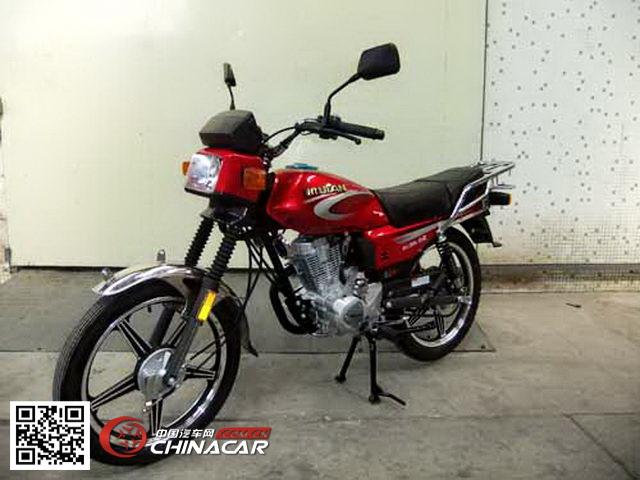 木兰牌ml150l-24c型两轮摩托车图片