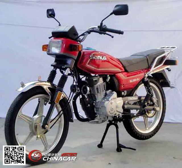 三铃sl150-2j型两轮摩托车