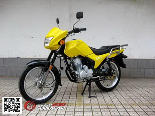 嘉陵jh125-b型两轮摩托车