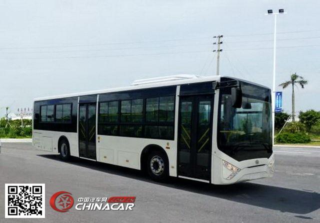 广通牌gtq6121bevbt型纯电动城市客车由珠海广通汽车有限公司依据标准