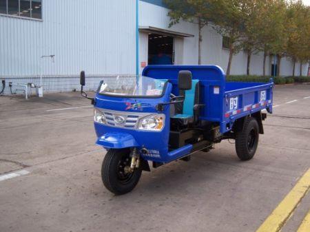 时风牌7yp-1150db8型自卸三轮汽车图片