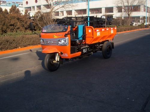 时风牌7yp-1450dk1型自卸三轮汽车图片