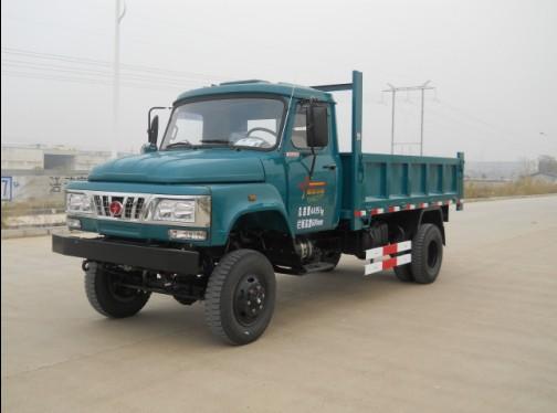 福达牌农用车图片系列|FD5820CDS型福达牌自卸低速货车图片2-FD高清图片