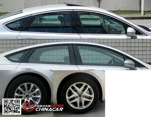 CAF7153A4型福特牌轿车图片2