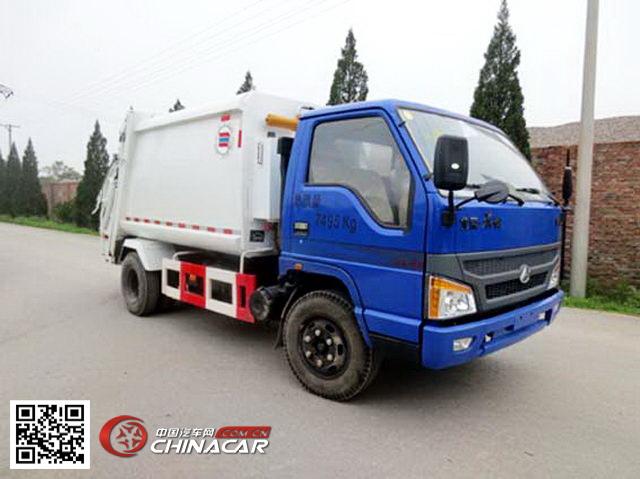 北京牌BJ5070ZYS型压缩式垃圾车