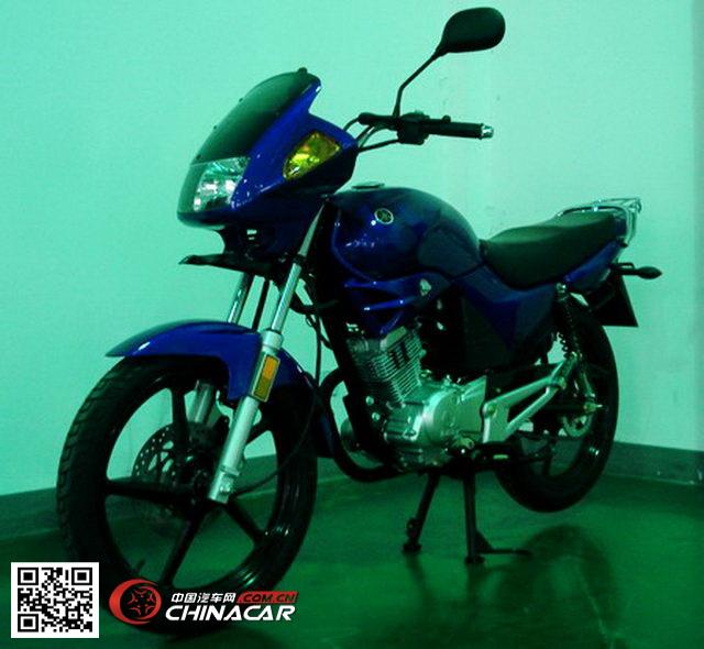 jym125-2b建设-雅马哈两轮摩托车公告参数