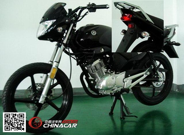 建设-雅马哈jym125-2b型两轮摩托车